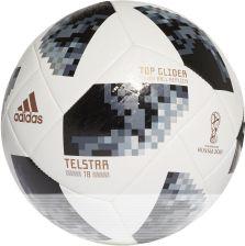 0fb06eaed Adidas Piłka Nożna World Cup Telstar Top Glide 18 Ce8096 Biały