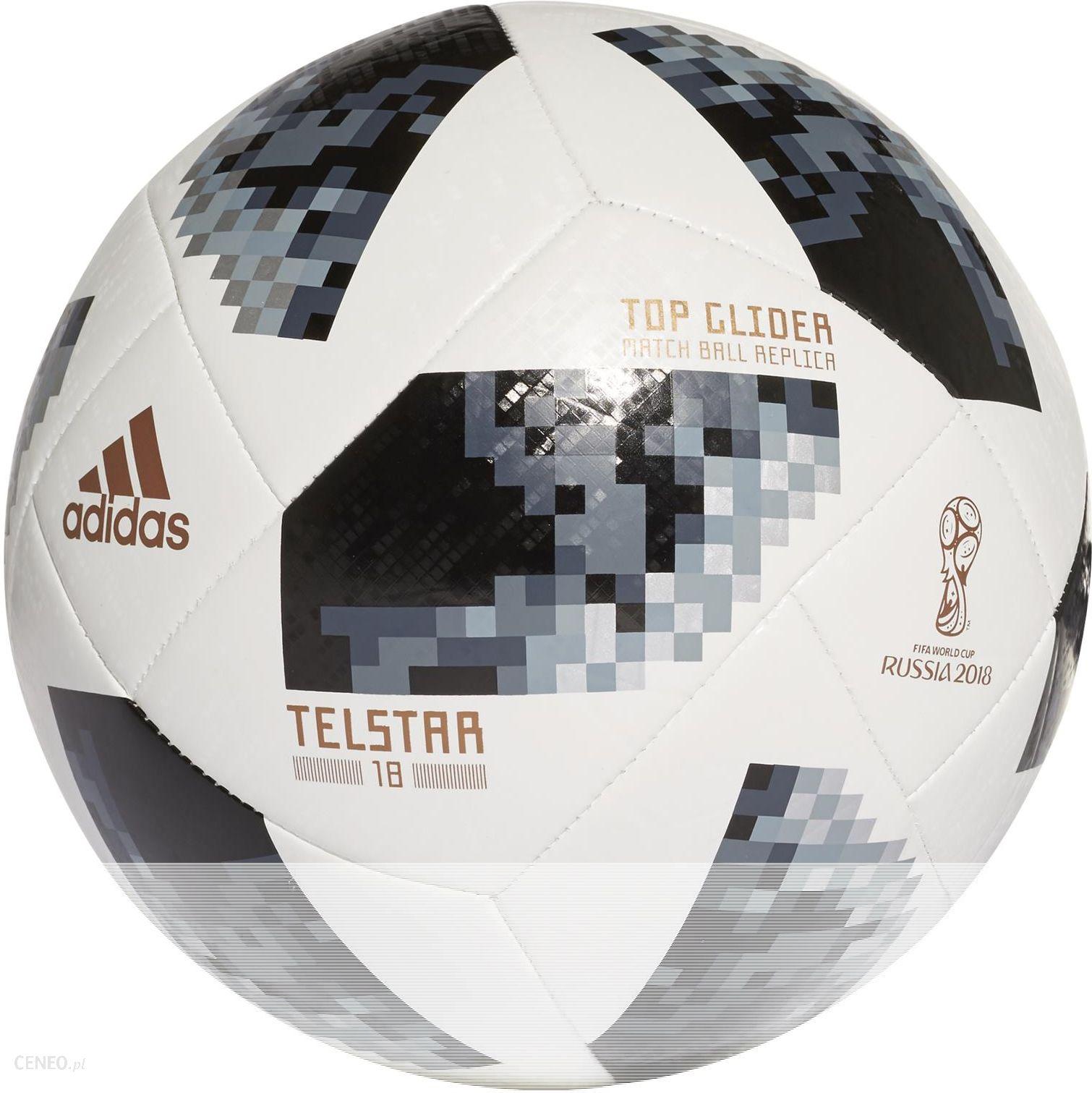a4f68b00a Adidas Piłka Nożna World Cup Telstar Top Glide 18 Ce8096 Biały - zdjęcie 1