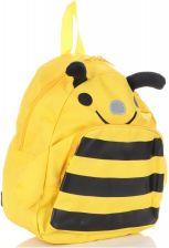 665357ad4906a Madisson Modny Plecaczek dla dzieci do przedszkola Pszczółka Żółty (kolory)  Panitorbalska.pl