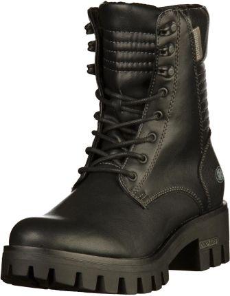 3cd1af400778a Workery damskie glany czarne CH-3 BLACK 37 - Ceny i opinie - Ceneo.pl