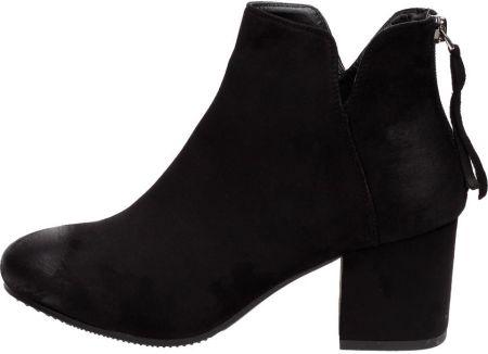 12a9e4572dc75 Calvin Klein Jeans SASHA Botki na obcasie cargo/black - Ceny i ...