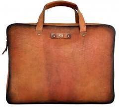8f8a59cae8299 Skórzana torba męska na laptopa 17