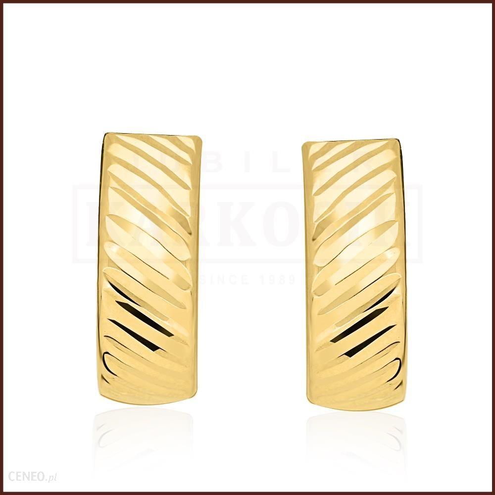 Kolczyki Guess 1555 Gold