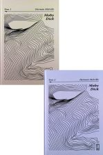 Moby Dick Tom 1 i 2 - Herman Melville