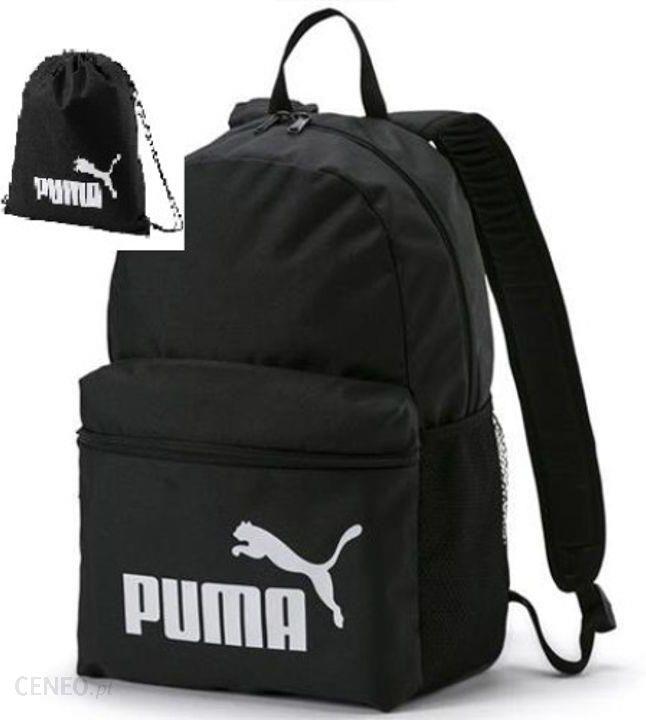 649fd6ecb2bdc Puma Plecak Czarny Zestaw Z Workiem Szkoła Sport - Ceny i opinie ...