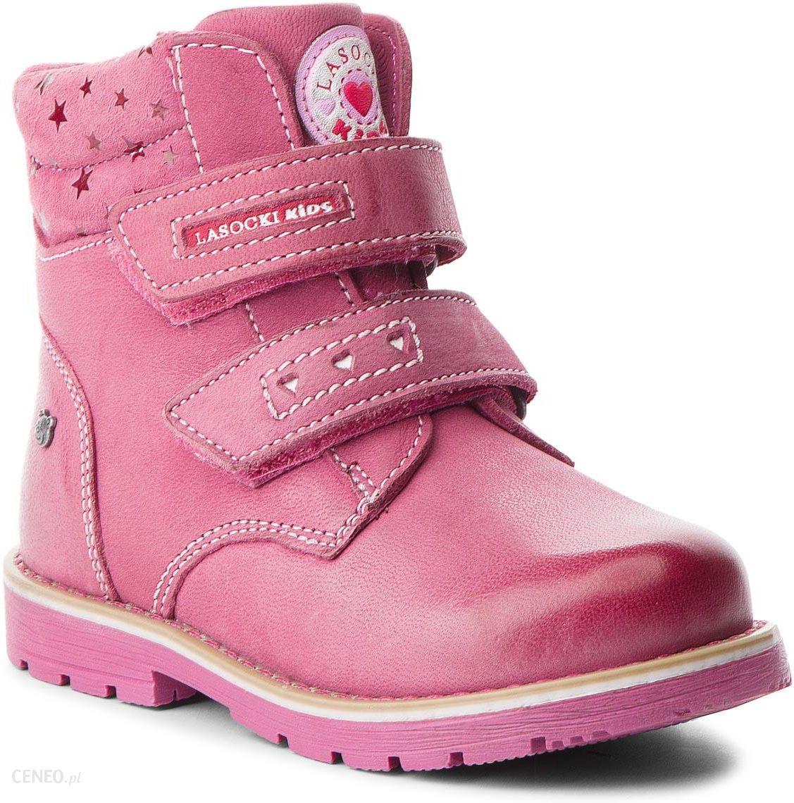 Kozaki Lasocki Kids Ci12 1797 20a Pink Kozaczki Kozaki I Inne Dziewczynka Dzieciece Kolekcja 2021 Eobuwie Pl