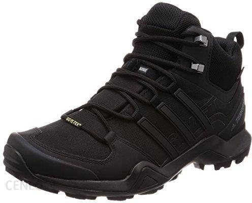 386240a01cc14 Amazon Adidas Męskie buty trekkingowe TERREX Swift R2 Mid GTX - czarny - 42  2/