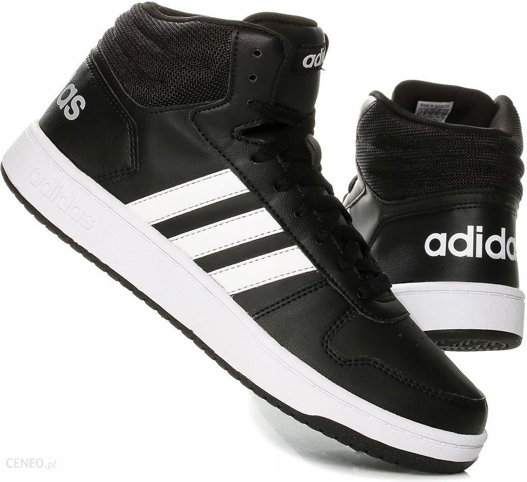 Buty męskie Adidas Hoops 2.0 MID B44621 Ceny i opinie
