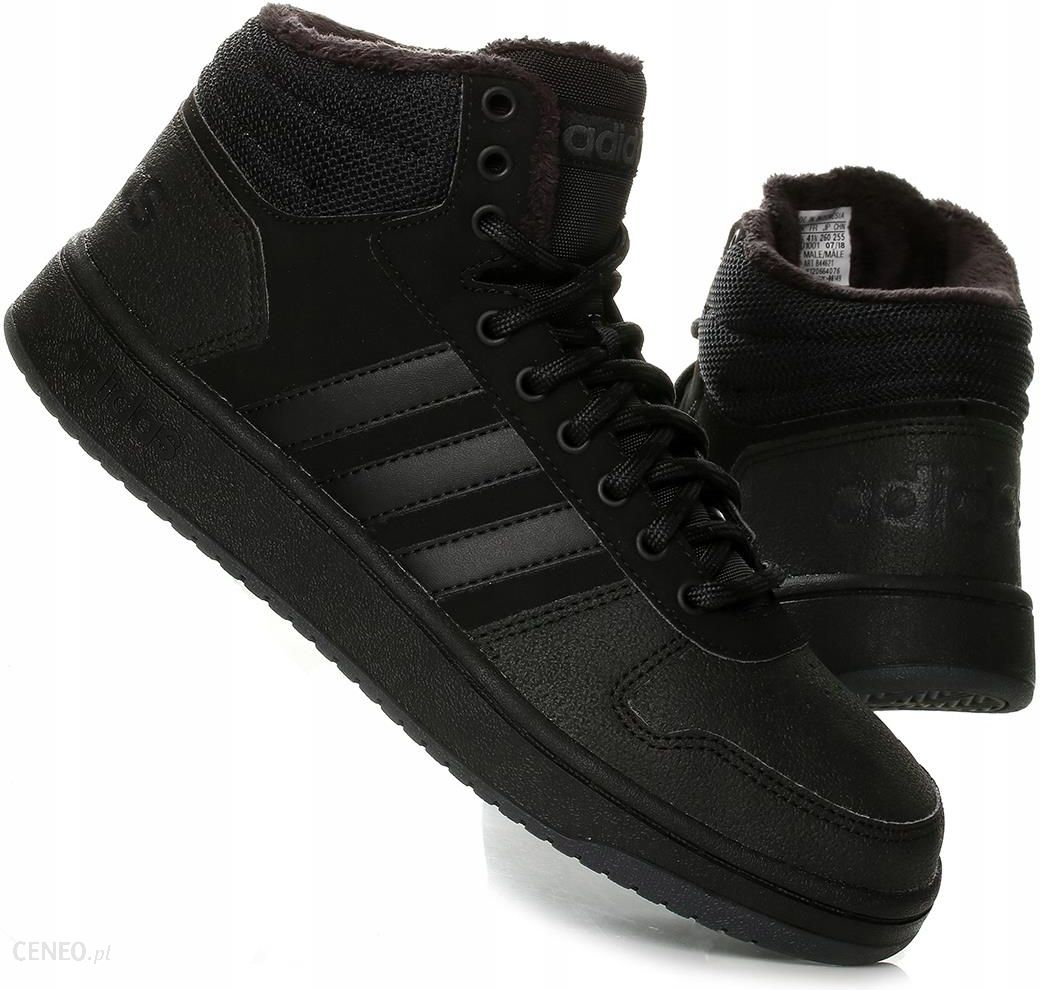 Adidas Hoops 2.0 MID B44663 Buty Męskie Wysokie Ceny i