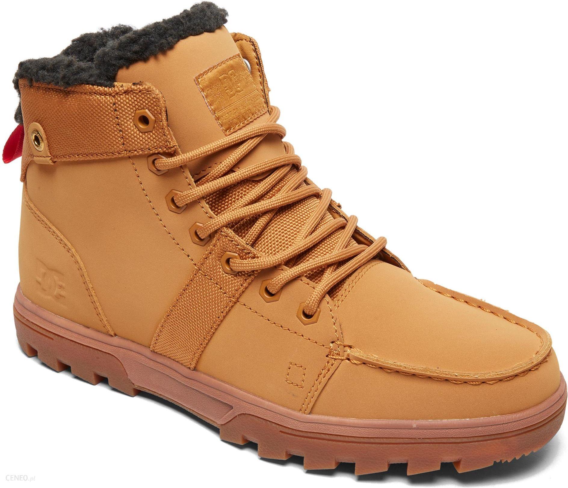 ffe16e322 DC buty zimowe męskie Woodland M Boot Wea Wheat/Black 42,5 - Ceny i ...