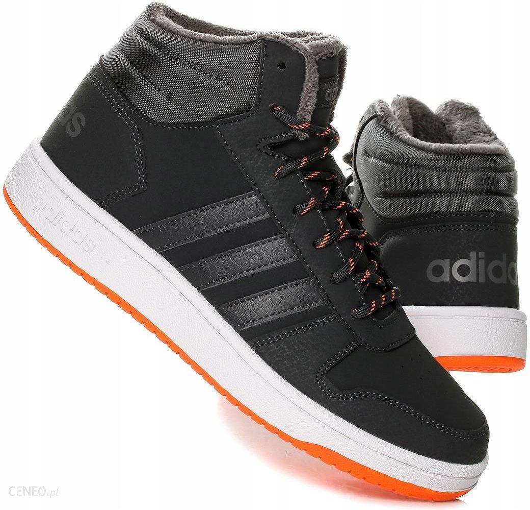 Adidas Hoops MID 2.0 B75741 Buty Damskie Za Kostkę Ceny i opinie Ceneo.pl