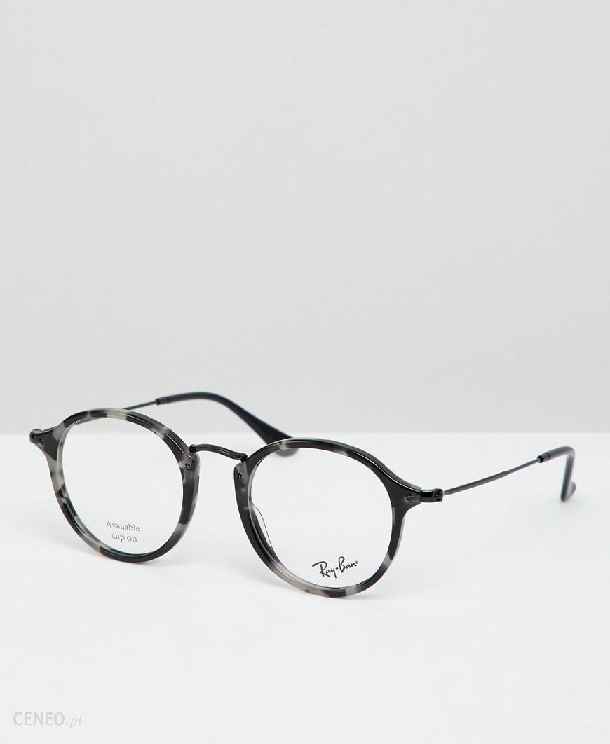 86a31f6ef4f6 ... canada ray ban 0rx2447v round glasses black zdjcie 1 747b2 38b42
