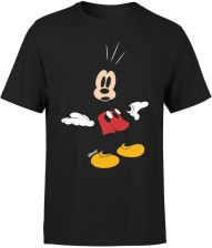 Disney Mickey Mouse Surprised T-Shirt - Black - 3XL - Black