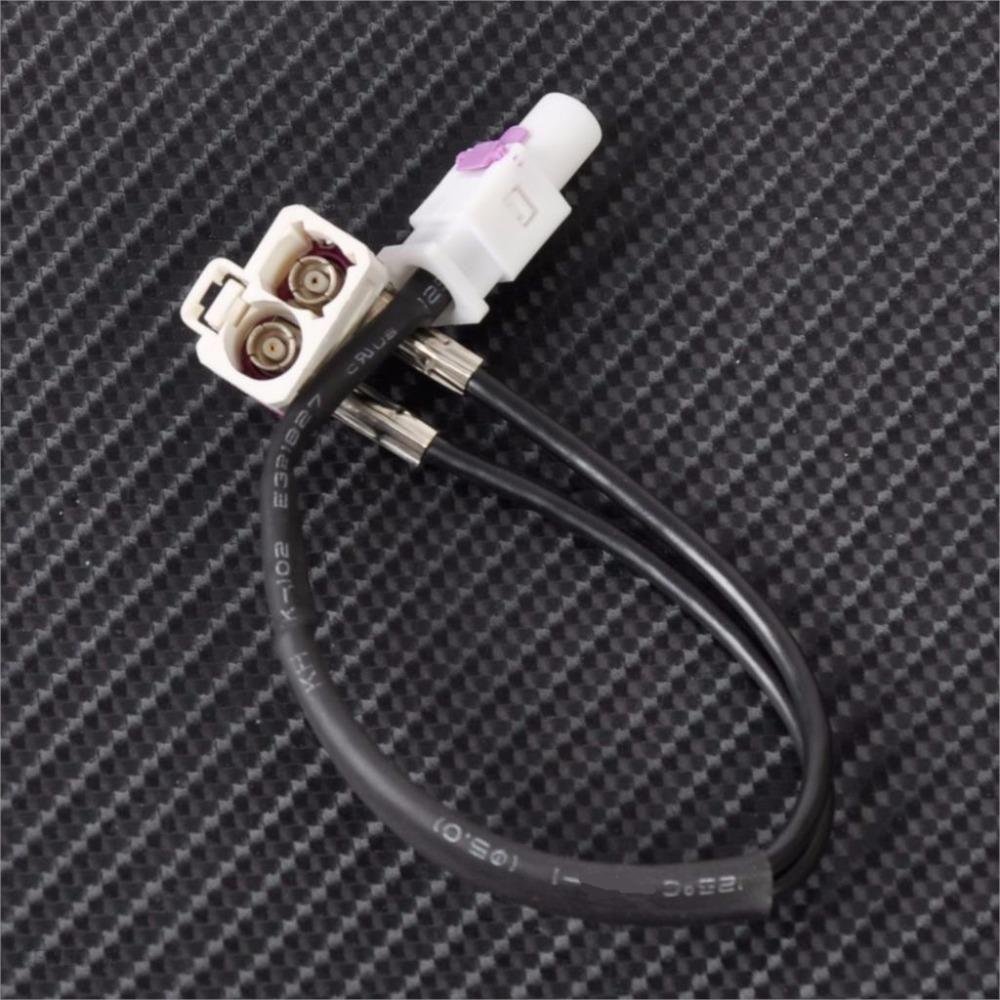a00c353d5 AliExpress CITALL Radio Antena Kabel Adaptera 1-2 Konwersji dla Skoda VW  RCD510 RNS 310