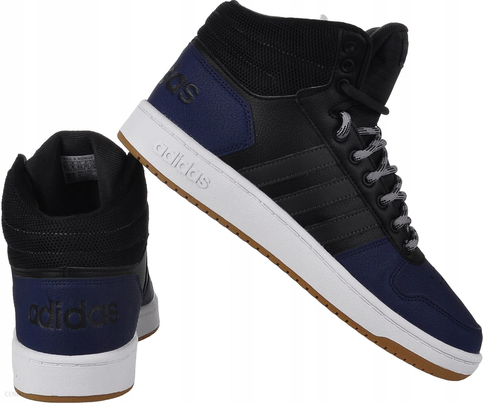 Adidas Hoops 2.0 MID B44614 Wysokie Buty Męskie Ceny i opinie Ceneo.pl