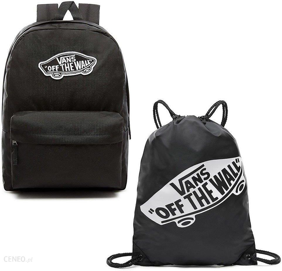 Vans Realm Backpack Vn0A3Ui6Blk + Szkolny 23434 Ceny i opinie Ceneo.pl