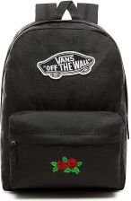 Vans Realm Backpack Custom Rose Vn0A3Ui6Blk