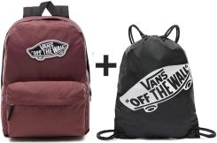 799cd1a79be0f Vans Realm Backpack + Benched Bag Vn000Suf158