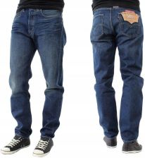 Levis 501 Ct tapered 0004 Jeansy Spodnie W30 L32