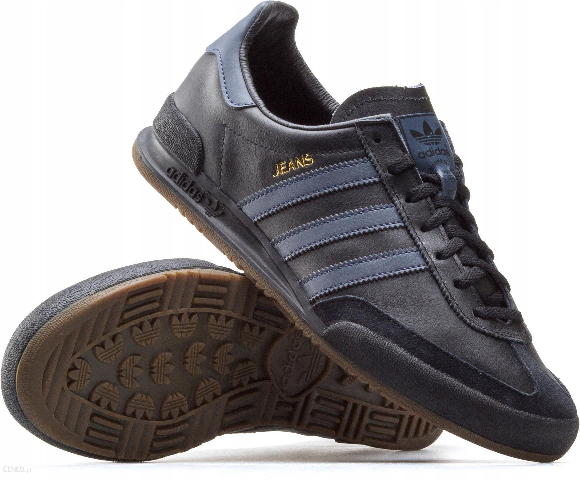 Buty męskie skórzane adidas Jeans B42228 r. 44 23 Ceny i opinie Ceneo.pl