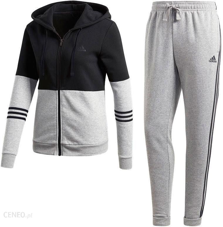 Dres damski Energize Adidas (czarno szary) Ceny i opinie Ceneo.pl