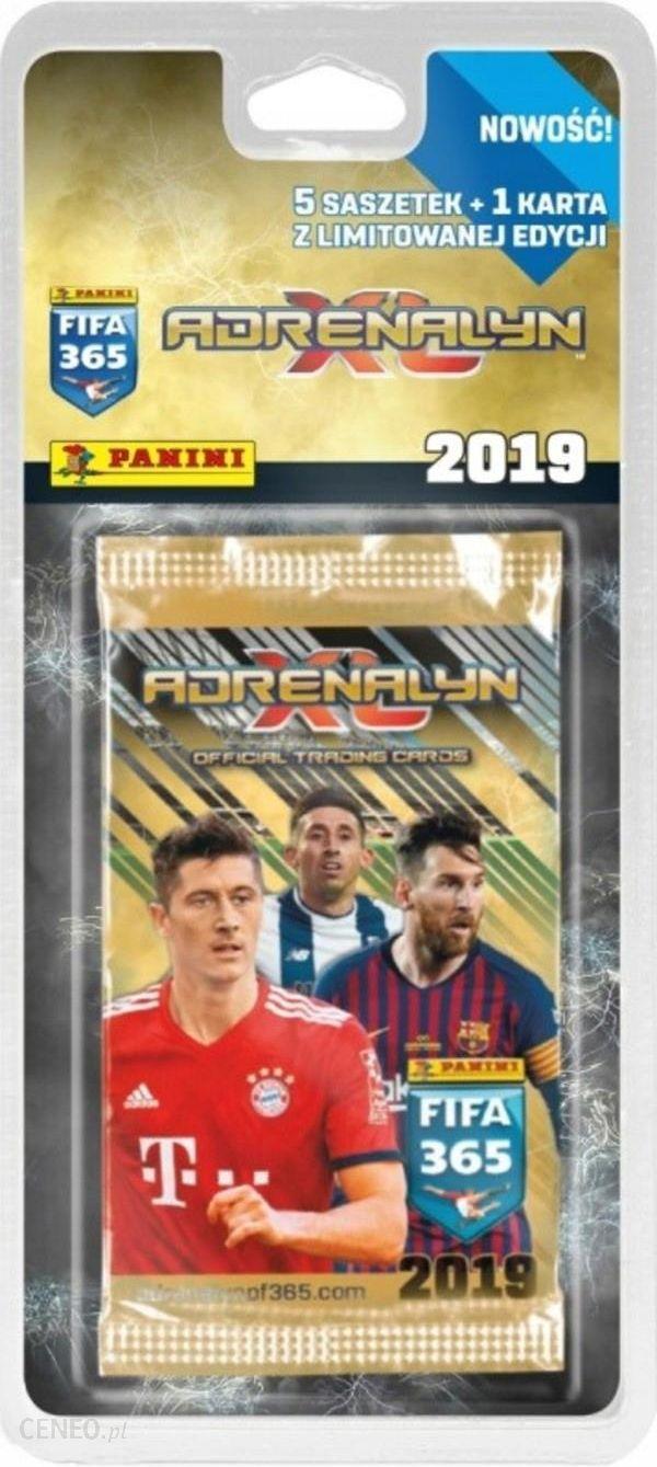 b61824525 Panini Karty Fifa 365 2019 Blister 5+1 Saszetek - Ceny i opinie ...
