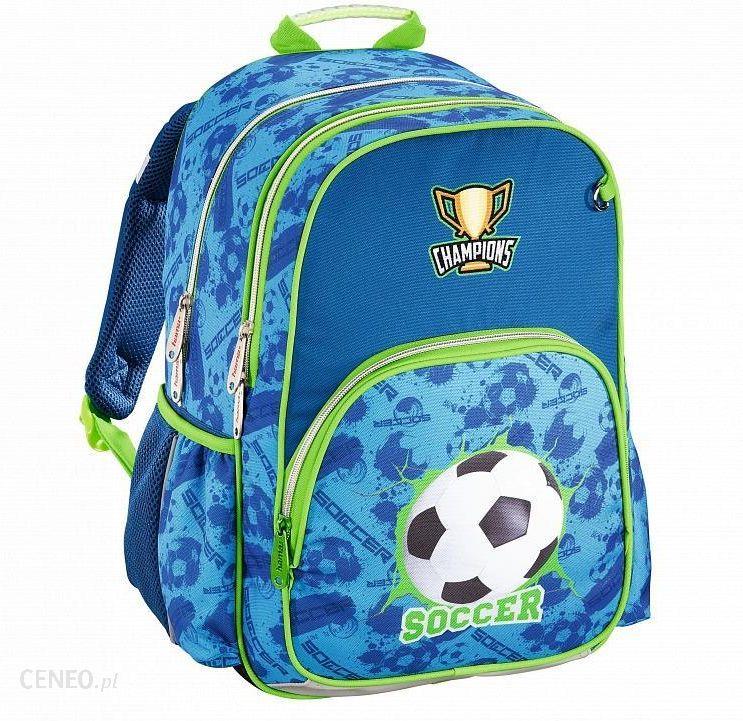 1215777625332 Hama Soccer Plecak Szkolny - Ceny i opinie - Ceneo.pl