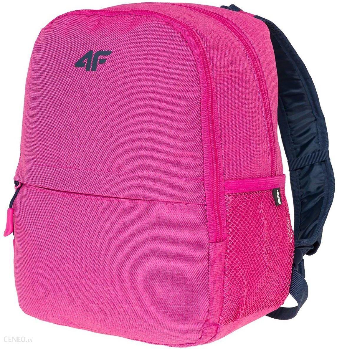 3ad066fd573b7 Plecak 4F H4L18 Pcu002 7L Różowy - Ceny i opinie - Ceneo.pl