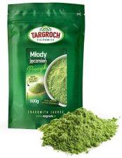 zielony jęczmień proszek czy tabletki