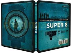 Super 8 (IT) (steelbook) [Blu-Ray]