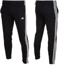 Spodnie Adidas dresowe bawełniane meskie ESS 3S T FT BK7446