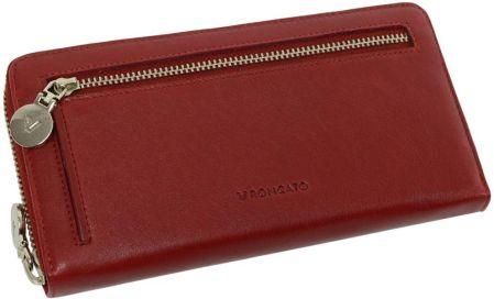 335fd74ab7ad4 Roncato Kelly 41_2430_09 portfel damski skórzany / czerwony - czerwony