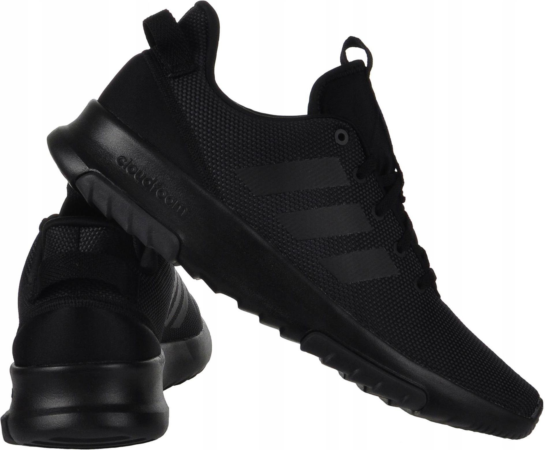 Adidas Cf Racer Tr B43651 czarne | Trampki adidas, Buty i Adidas