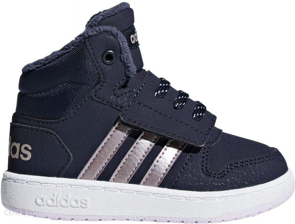Buty dziecięce Adidas Hoops B75943 21 Ceny i opinie Ceneo.pl