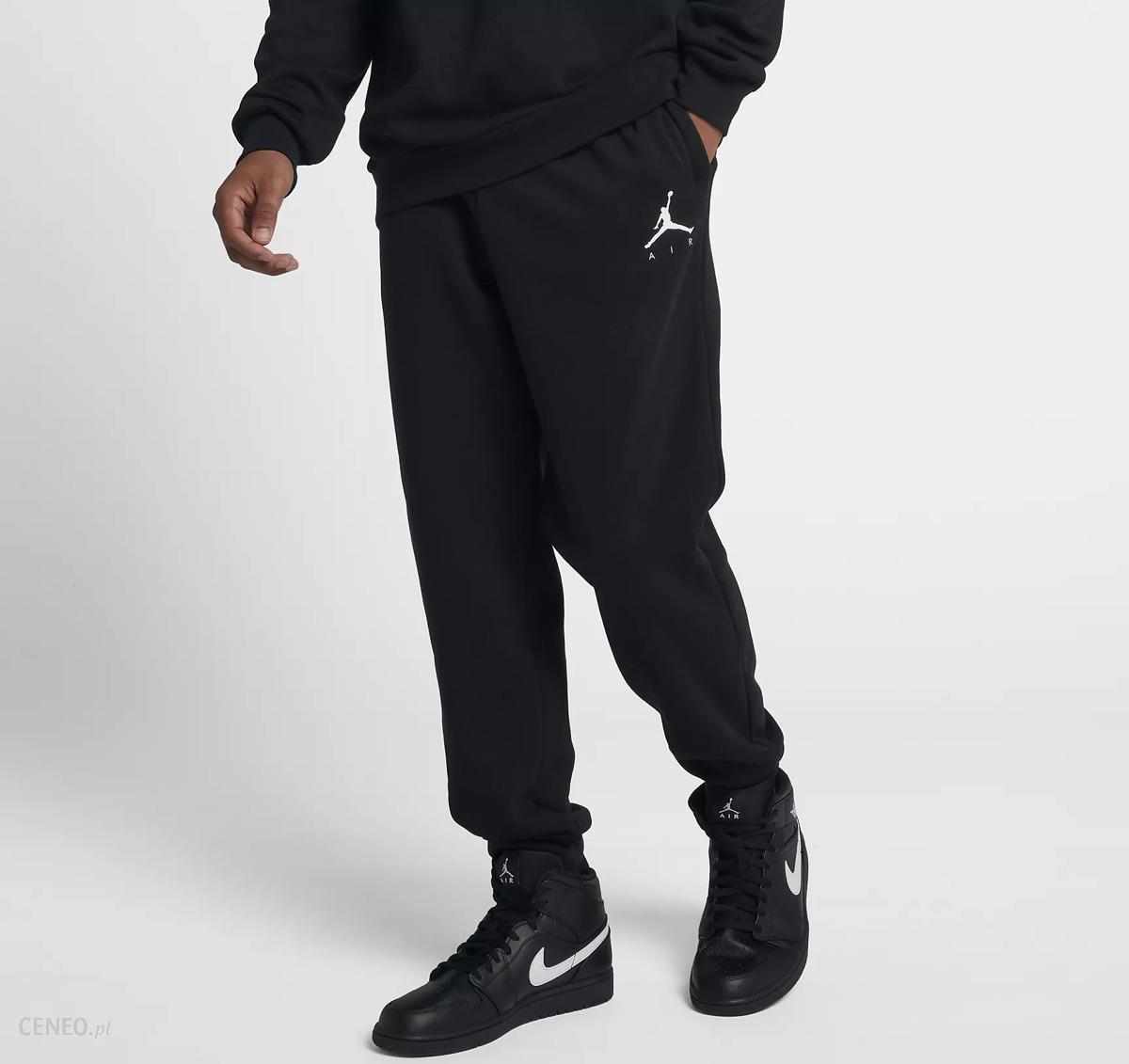 Spodnie dresowe Air Jordan Fleece Pant 940172 010 Ceny i opinie Ceneo.pl