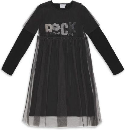 23334b3f20 Amazon NOP sukienka dziewczęca G Dress IS Prague STR - 128cm - Ceny ...