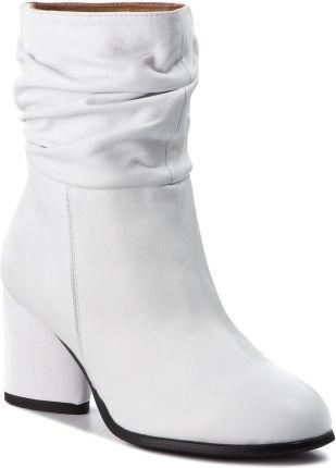 RIEKER Z7072 60 Biały