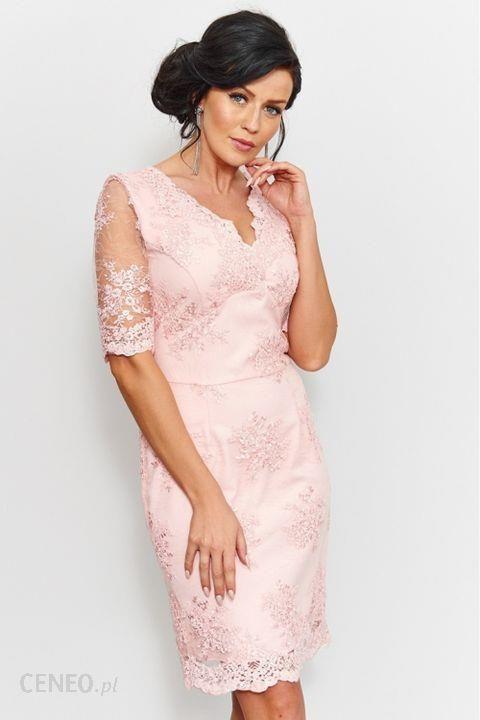 c51f427b Sukienka elegancka z koronki r-153_Rozmiar - 38 (M) BUTIK - Ceny i opinie -  Ceneo.pl