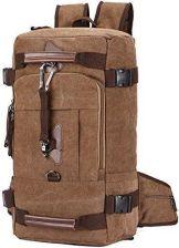 6c0868cde1bd9 Amazon Aidonger Canavas Vintage plecak szkolny