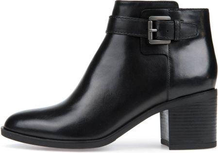 Tamaris Ankle boot black Ceny i opinie Ceneo.pl