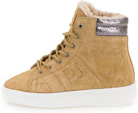b148d78a499c4 Pepe Jeans buty za kostkę damskie Brixton Goose 36 beżowy