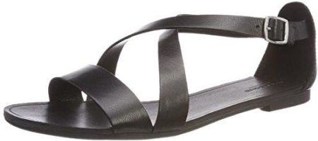 9c6b72f97346e Amazon Vagabond damskie sandały rzemieślnicze, kolor: czarny (czarny),  rozmiar: 38