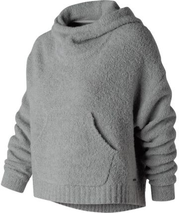Bluza damska z kapturem Sportswear Advance 15 Nike (brudny