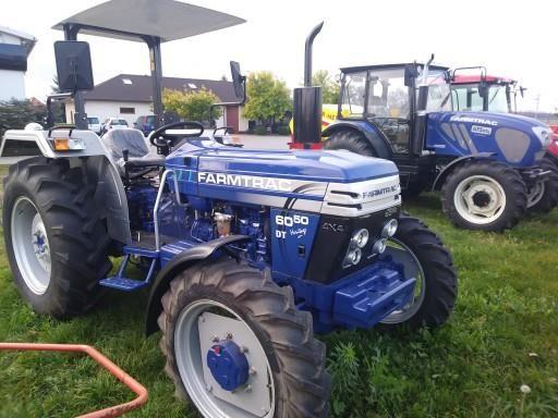Farmtrac Tractor 6050