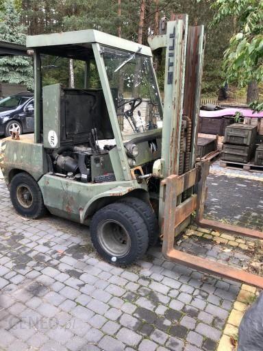 Nowość Wózek widłowy STIHL DEG 30/4106 1982 R 5 TON STILL - Opinie i ceny RF51