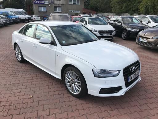 Audi A4 B8 2015 Km Sedan Biały Opinie I Ceny Na Ceneopl