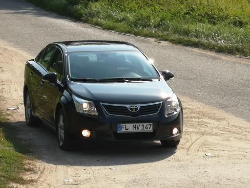 Toyota Avensis Iii 2010 Km Sedan Czarny Opinie I Ceny Na Ceneo Pl