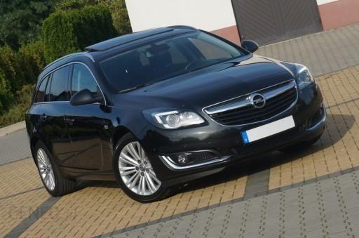 Opel Insignia A 2016 Km Kombi Czarny Opinie I Ceny Na Ceneo Pl