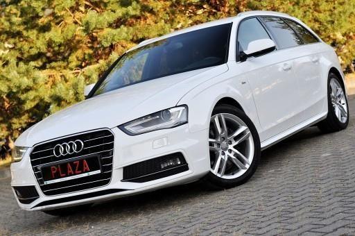 Audi A4 B8 2016 Km Kombi Biały Opinie I Ceny Na Ceneopl