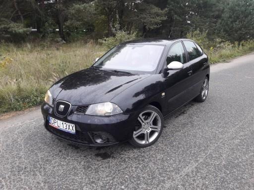 Seat Ibiza Iii 2006 Km Hatchback Czarny Opinie I Ceny Na Ceneo Pl